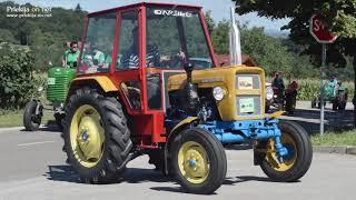 13. traktorsko srečanje Oldtimer Stara Gora