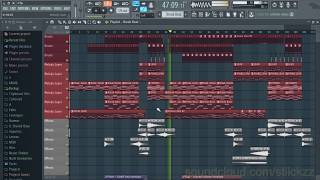 Alesso - If It Wasn't For You (FL Studio Remake)