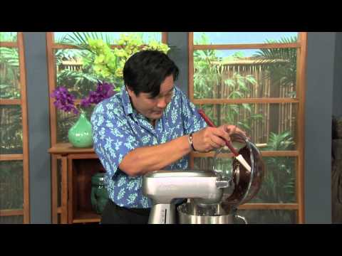 Breville Presents Simply Ming Easy Chocolate Mousse Recipe