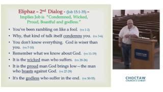 Book of Job  - #7