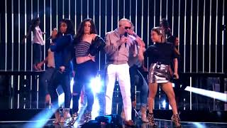 Pitbull Feat Fifth Harmony - Por Favor (Rehearsal Live @ Dancing With The Stars 2017)