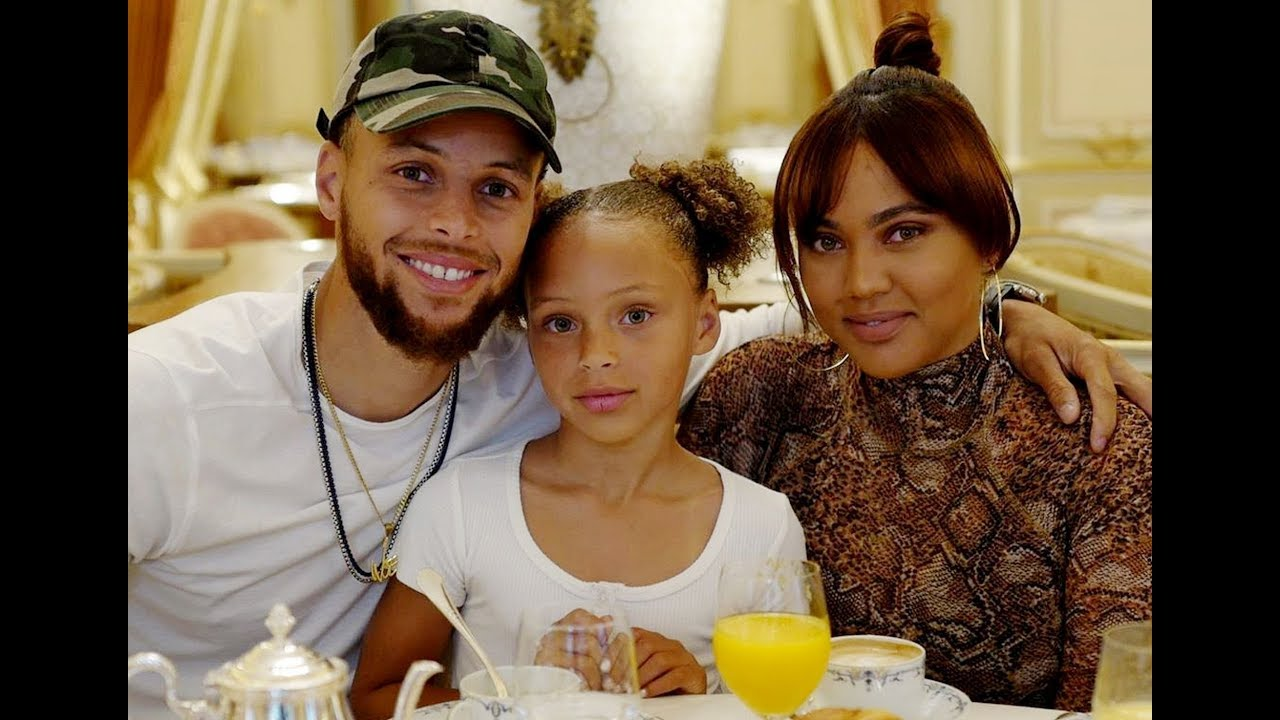 Stephen Curry biography family