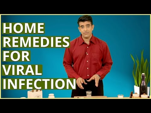 Video 3 Best Viral Infections Home Remedies To Cure Fever, Cold & More