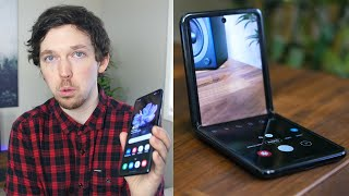 24 Hours With the Samsung Galaxy Z Flip