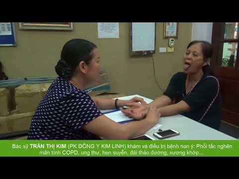 Vợ chồng bác NGUYỄN LÊ BẰNG – Thái Nguyên xuống ĐYKL khám và chữa trị