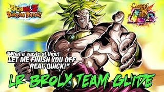 dokkan battle best lr broly team - TH-Clip