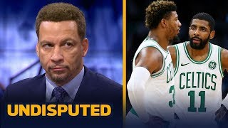 Chris Broussard calls Celtics issues 'very fixable' after blowout loss to Raptors | NBA | UNDISPUTED