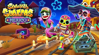 Subway Surfers World Tour 2019 - Mexico (Official Trailer)