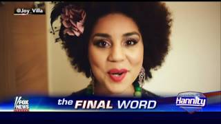 Joy Villa: We Finally Have A Warrior In The White House