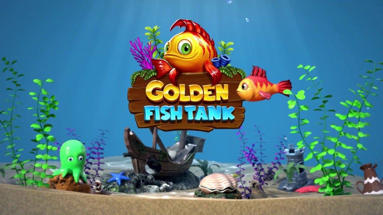 Golden Fish Tank från Yggdrasil Gaming