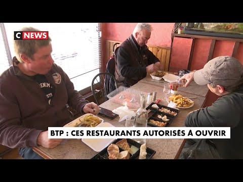 Des restaurants réservés autorisés Í rouvrir Des restaurants réservés autorisés à rouvrir