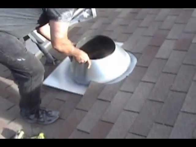 Chimney Liner Pulling Cone