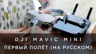Дрон DJI Mavic mini від компанії CyberTech - відео 3