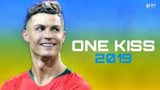 Cristiano Ronaldo ► 2019 | Calvin Harris, Dua Lipa - One Kiss | Crazy Skills & Goals | HD
