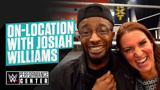 Stephanie McMahon | On Location With Josiah Williams