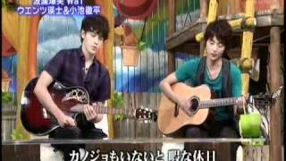WaT-Haran bokushow LIVE.wmv