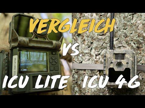 Wildkamera Vergleich ICU Lite vs. ICU 4G