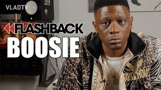Boosie Talks Suffering Bad Withdrawals Trying to Quit Lean (Flashback)