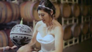 Doris + Tim | Wedding Video | Kunde Family Winery