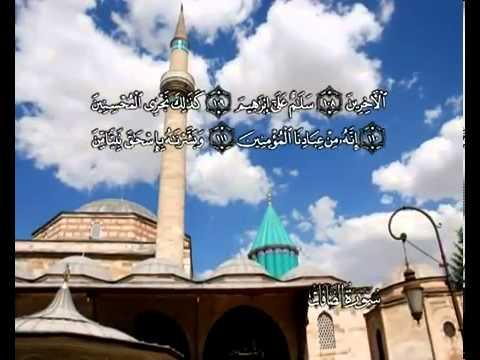Сура Ряды <br>(ас-Саффат) - шейх / Мухаммад Айюб -