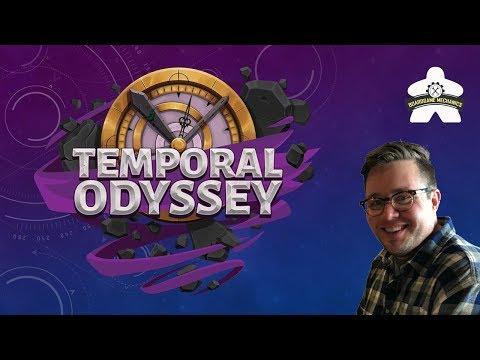 Joel's Cardboard Corner: Temporal Odyssey