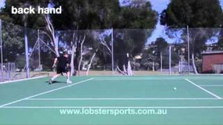 Lobster Grand V LE Ball Machine video