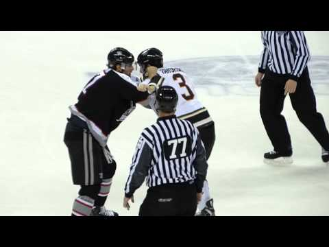 Tyler Yaworski vs. Jason Pitton