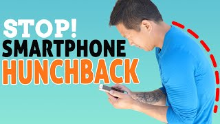 How to fix Hunchback posture with your phone