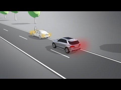 Mercedes-Benz TV: GLE: BAS PLUS.