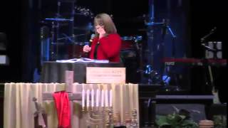 """STGOH Saturday February 21, 2015 11:30 am Becca Greenwood """"Defeating Strongholds of the Mind!"""""""