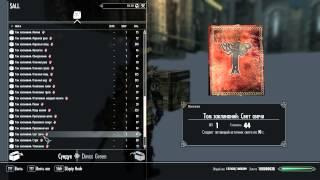 The Elder Scrolls 5: Skyrim - Сундук Мага в городе Виндхельм!