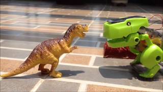4 in 1 Solar toys | dinosaur | robot | insect | drilling machine toys