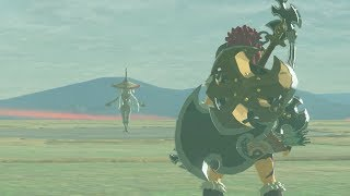 Zelda: BOTW (The Final Trial - Boss Monk Maz Koshia) DLC Pack 2