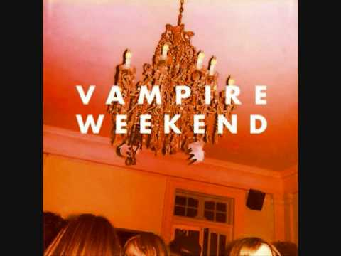 Campus (Song) by Vampire Weekend