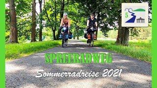 SPREERADWEG   Sommerradreise 2021 Tag 5