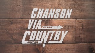 Chanson Via Country - Le Temps Qui File - Sylvain Boudreau Et Jerry Cormier