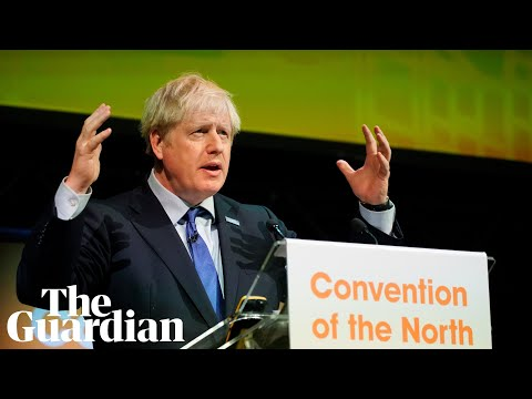'Why aren't you in parliament?' Boris Johnson heckled in Rotherham