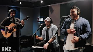 Sons Of Zion Perform 'Come Home' Live At RNZ