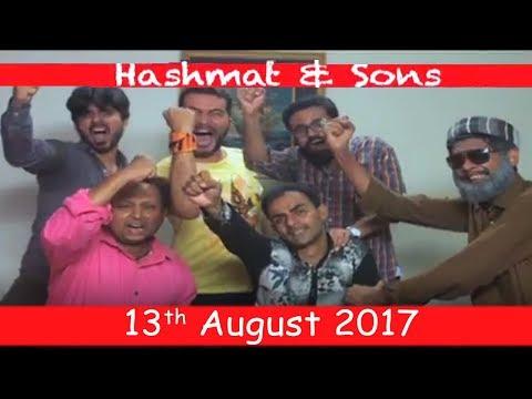 Bohat Hua Ab Jeene Do | Hashmat & Sons | SAMAA TV | 13 Aug 2017