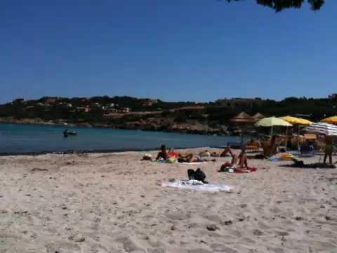 Sandbucht bei Porto Cervo