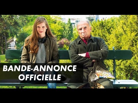 L'ETUDIANTE ET MONSIEUR HENRI - Bande annonce Officielle (2015)