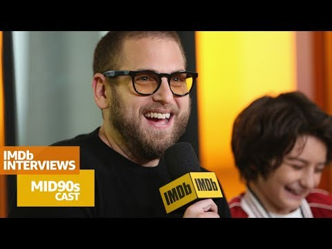 Jonah Hill and Cast of 'Mid90s' Talk TIFF, 'Superbad' and First On-Screen Moments | TIFF 2018