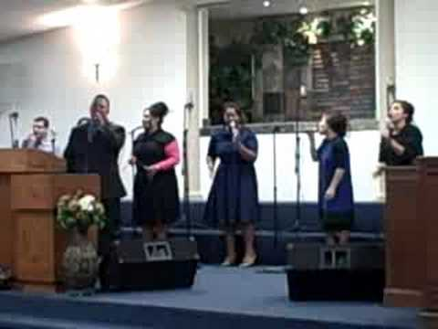 """Jesus Be A Fence"" Apostolic Tabernacle Praise Team"