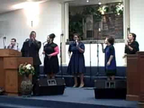 """Jesus Be A Fence"" Apostolic Tabernacle Praise Team"