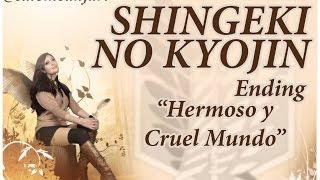 'Utsukushiki zankoku na sekai (Español) - Shingeki No Kyojin