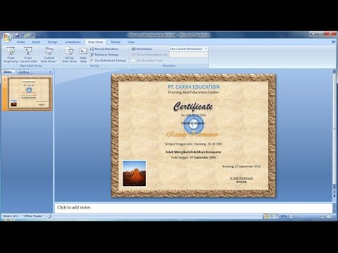 mp4 Training Certificate, download Training Certificate video klip Training Certificate