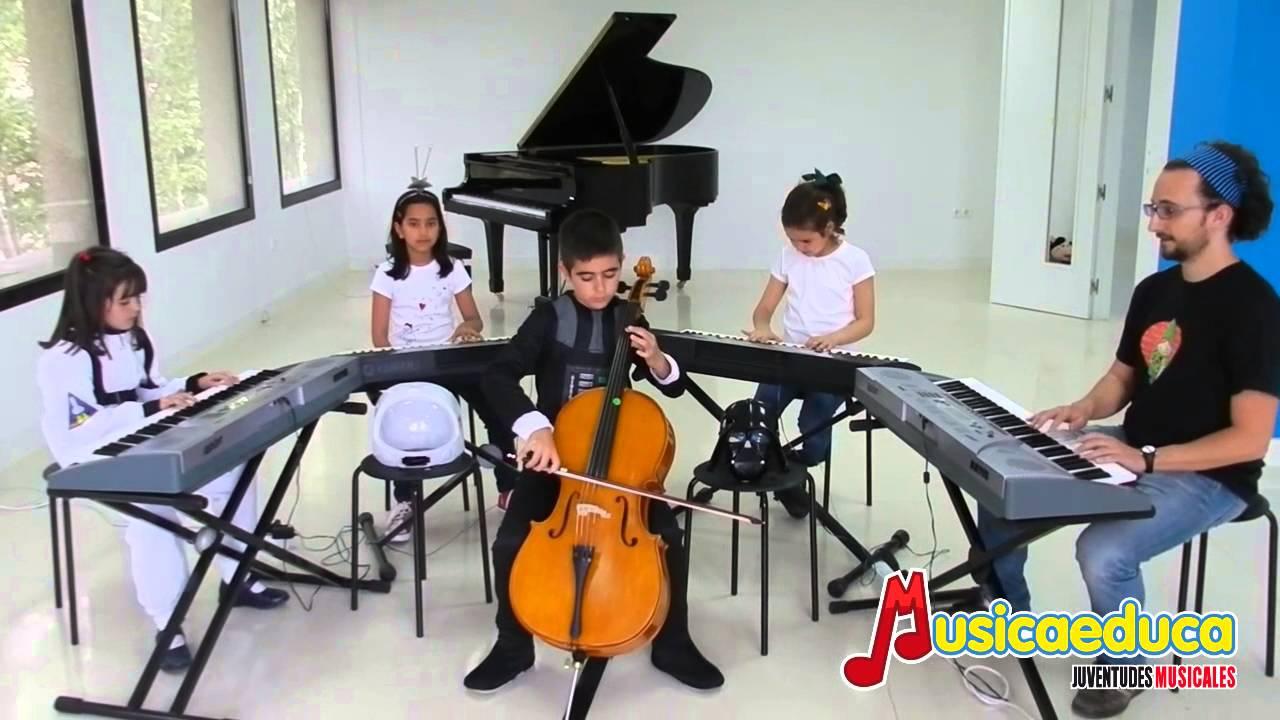 Vuela mi nave - Grupo de alumnos de Mi Teclado 3 - Musicaeduca Juventudes Musicales de Alcalá