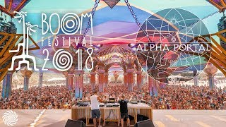 Alpha Portal @ Boom Festival 2018 [Full Set] (Astrix & Ace Ventura)