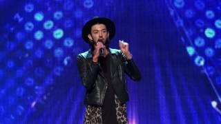 Zebulen Howell's performance of Adele's 'Hometown Glory' - The X Factor Australia 2016