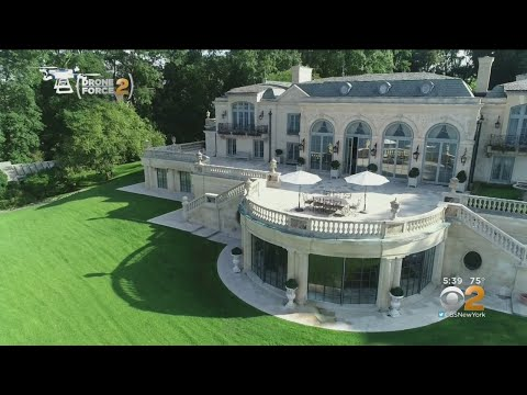 Living Large: Long Island Palace By The Sea